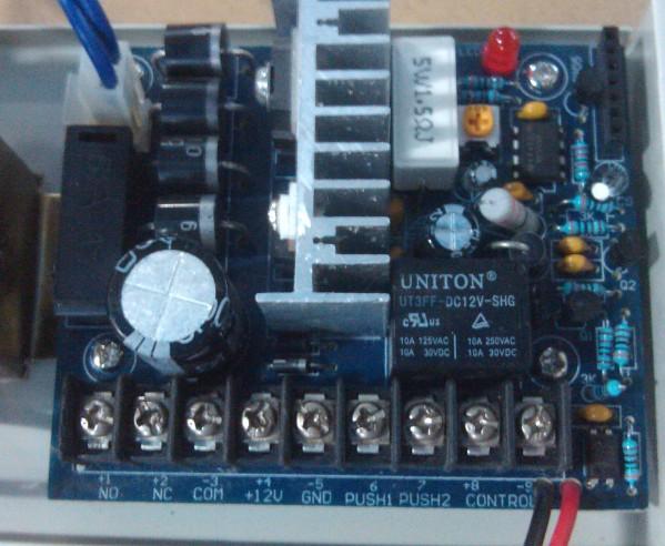多功能线路板图(支持ups后备电源,遥控器模块功能)